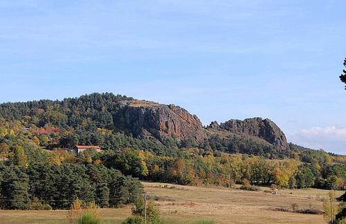 Rochers basaltiques - Haute-Loire