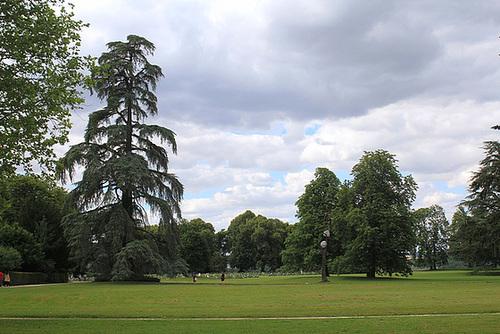 Le Parc historique