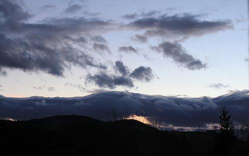 Crépuscule 2 novembre 2012
