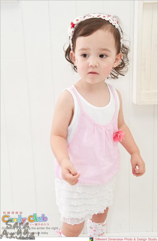 شروق الشمس فضيحة جوارب ملابس اطفال بنات للعيد 2010 Translucent Network Org
