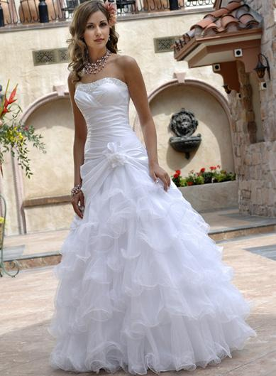 فساتين عروس رائعة 09110318423650