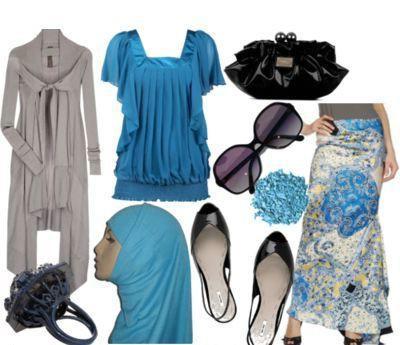 ملابس صيفية للمحجبات 12040400064343