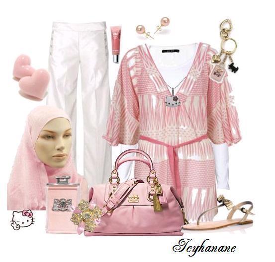 ملابس صيفية للمحجبات 12040400064350