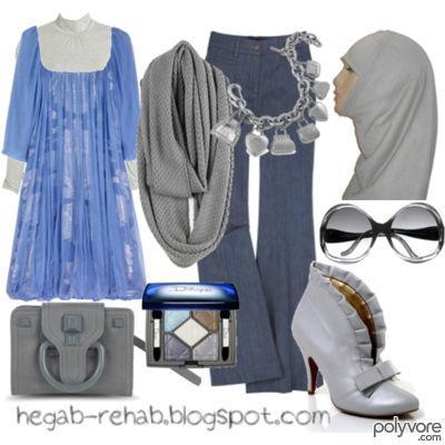 ملابس صيفية للمحجبات 12040400064355