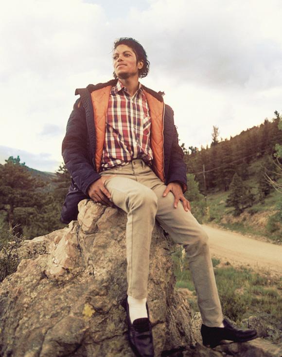 Raridades: Somente fotos RARAS de Michael Jackson. - Página 5 Michael-jackson-thriller-era-4