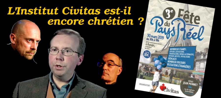 L'institut Civitas est-il encore chrétien ? Civitas-sst-il-chretien-900x400