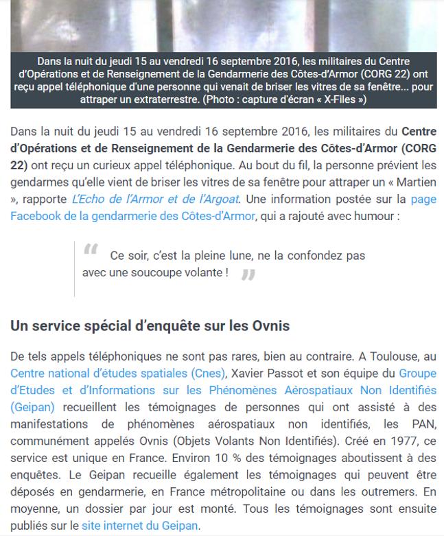 Extraterrestre: insolite en Bretagne 115