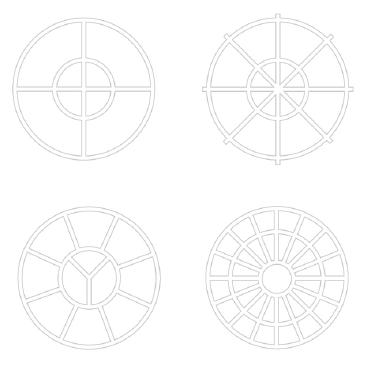 Étranges marques circulaires cutanées 145