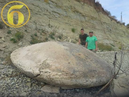 Russie: découverte d'objets en forme de disques en tungstène 74