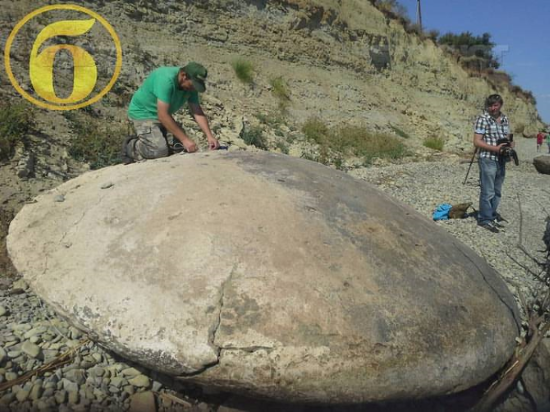 Russie: découverte d'objets en forme de disques en tungstène 76