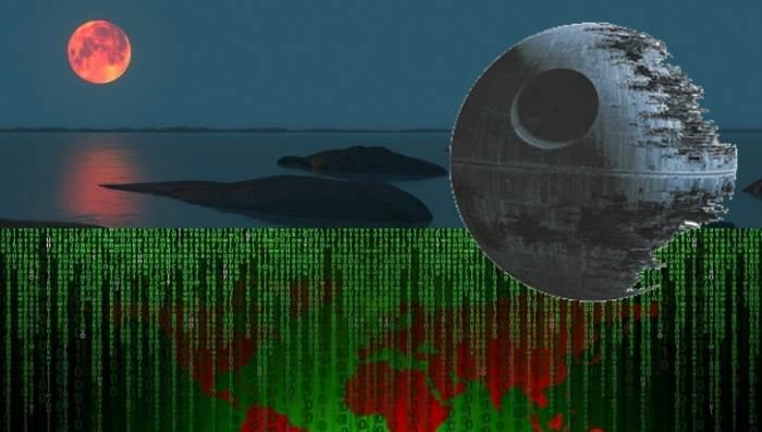 Источник сигнала Матрицы находится на Луне 907