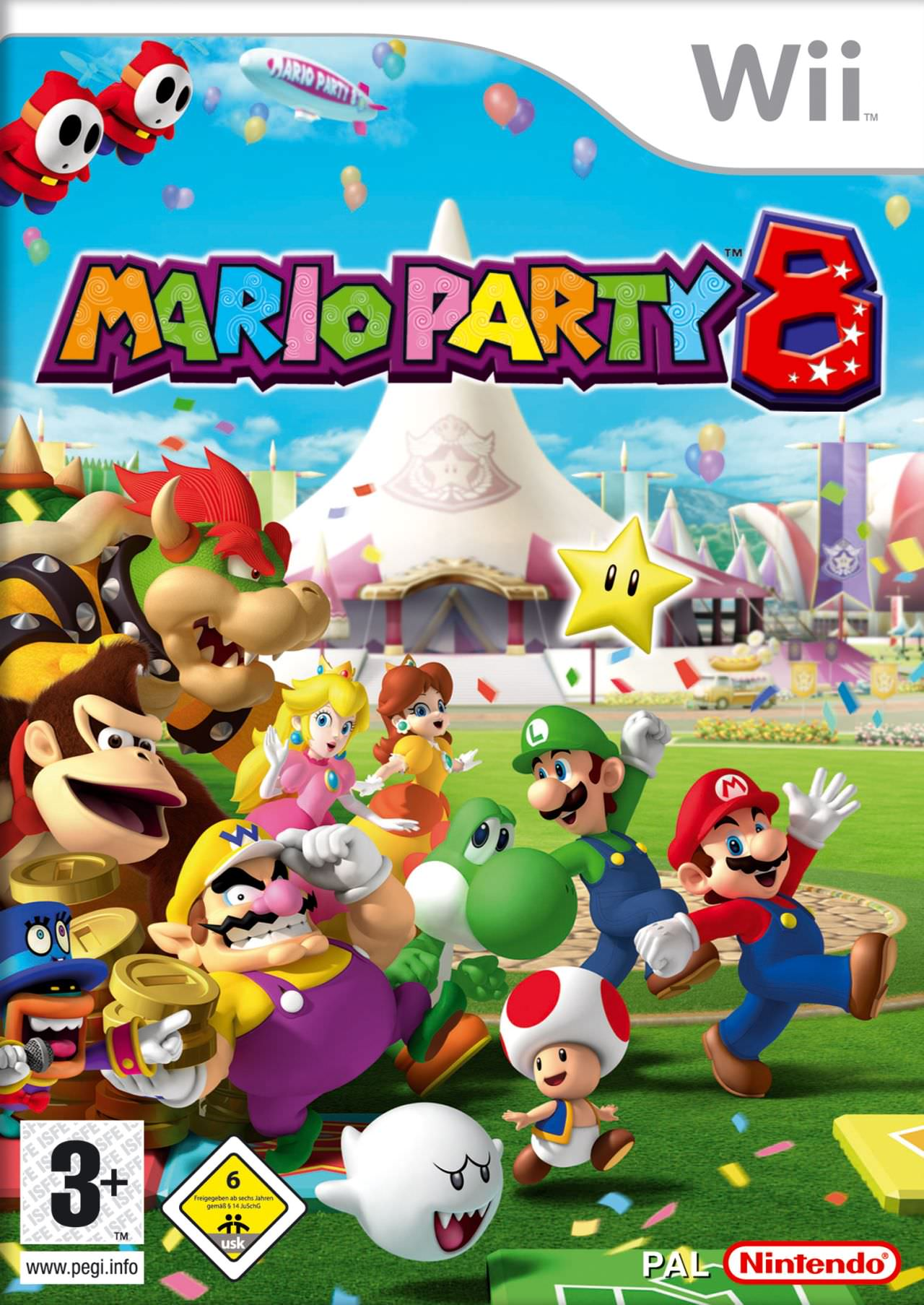 NGamer Issue 12 (August 2007) Mario-party-8-wii