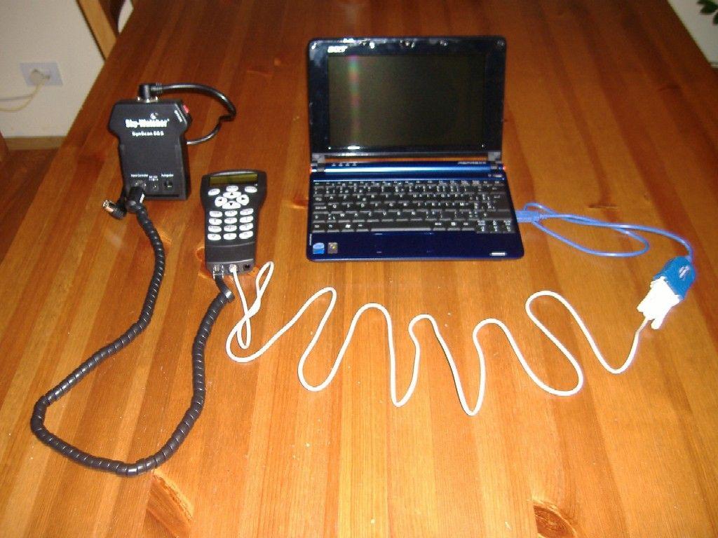 Monture NEQ6 et Synscan câbles 11147_large