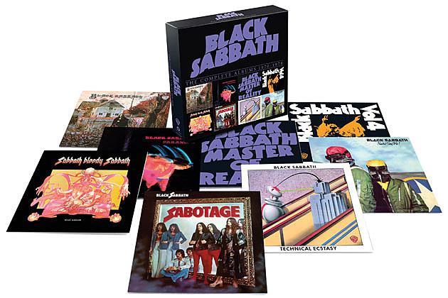 Музыка на  CD. Black-Sabbath-Rhino
