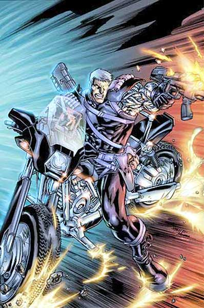 LES X-MEN Cable_02