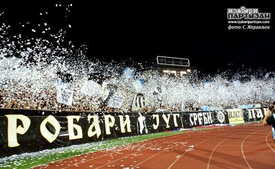 Partizan         Partizan-genk2
