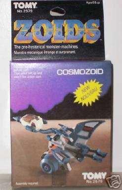 Zoids (Tomy) 1983-1988 OERcosmo
