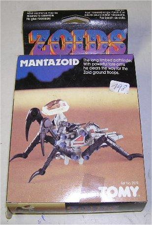 Zoids (Tomy) 1983-1988 OERmanta