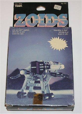 Zoids (Tomy) 1983-1988 OERprotozoid