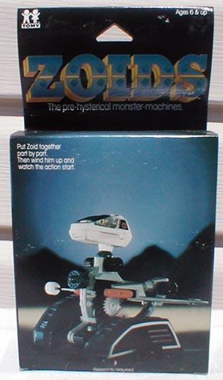 Zoids (Tomy) 1983-1988 OERterra