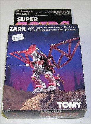 Zoids (Tomy) 1983-1988 OERzark