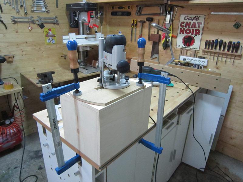 [Terminé] Une boite exercice pour  ranger mon rabot électrique. Boite_rabot-035