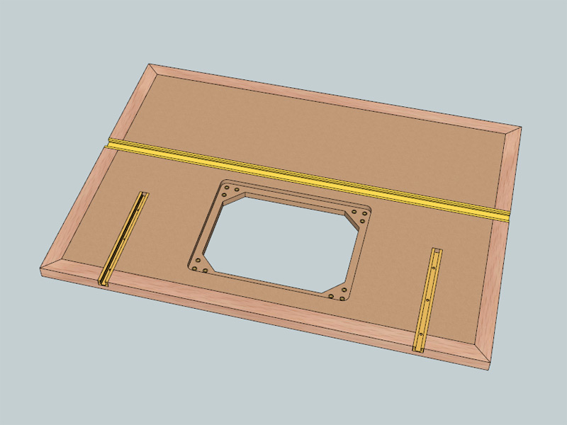 [En cours de réalisation] Défonceuse sous table de DeD. - Page 2 Table_def_100