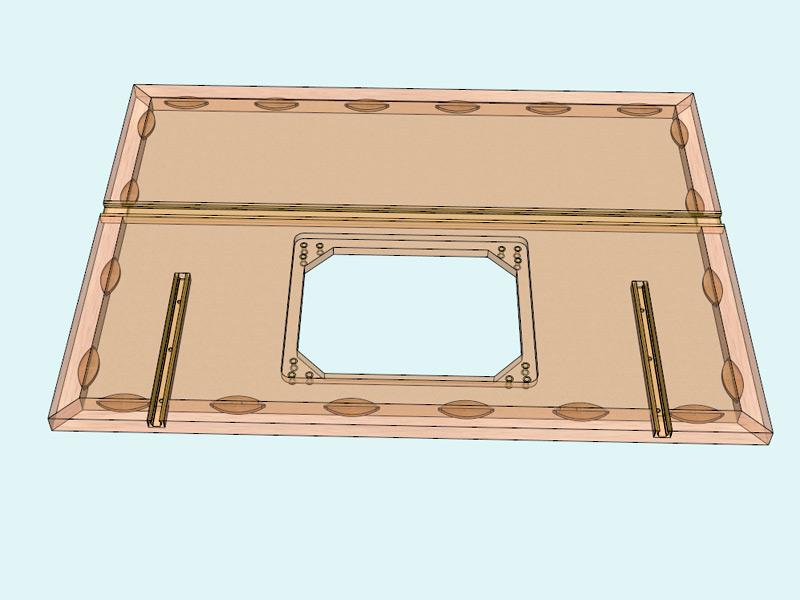 [En cours de réalisation] Défonceuse sous table de DeD. - Page 2 Table_def_101