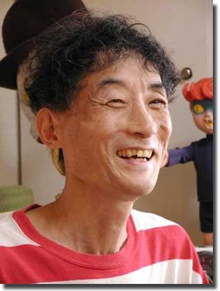 Kazuo Umezu - kralj horor mange Face
