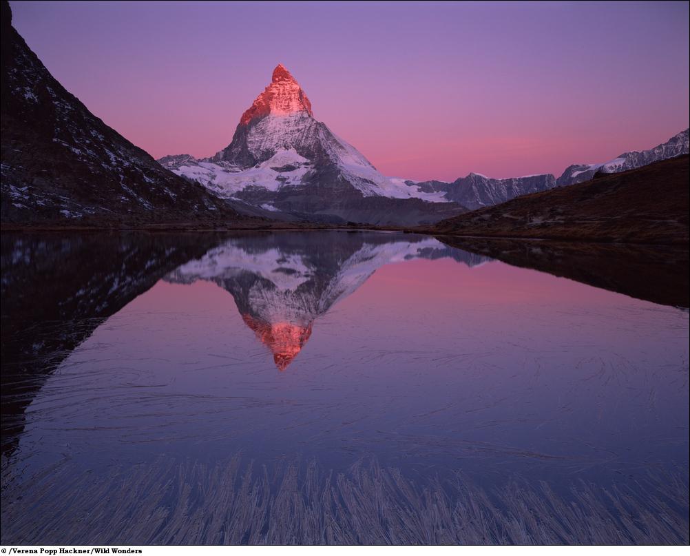 Najviše planine sveta 13-materhorn