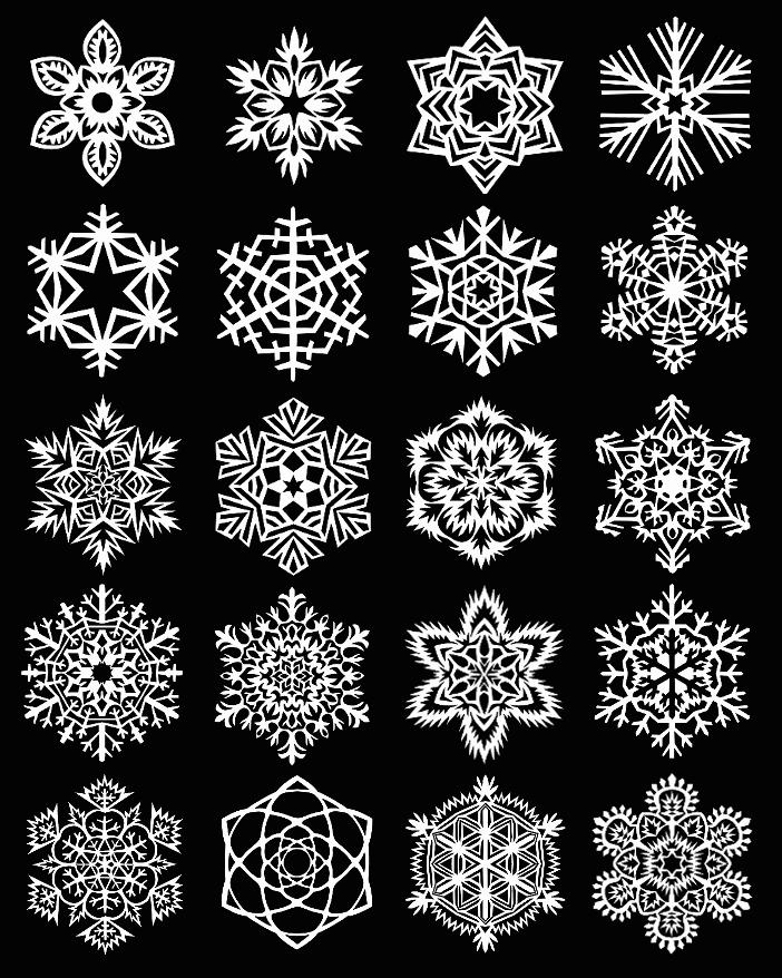 Снежинки из бумаги Sxema-snezhinok-iz-bumagi-