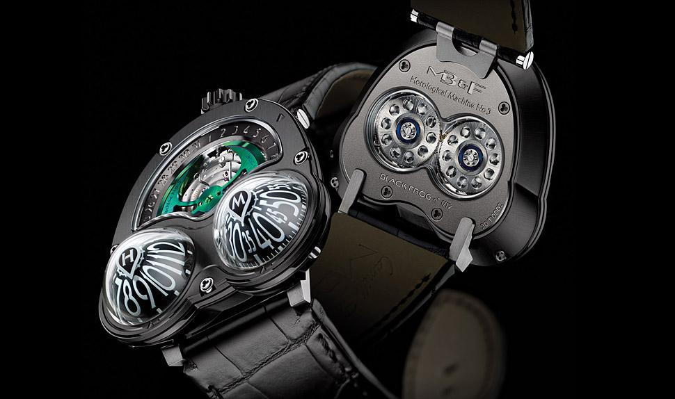 Les montres sortant de l'ordinaire Hm3-frog-watch-xl