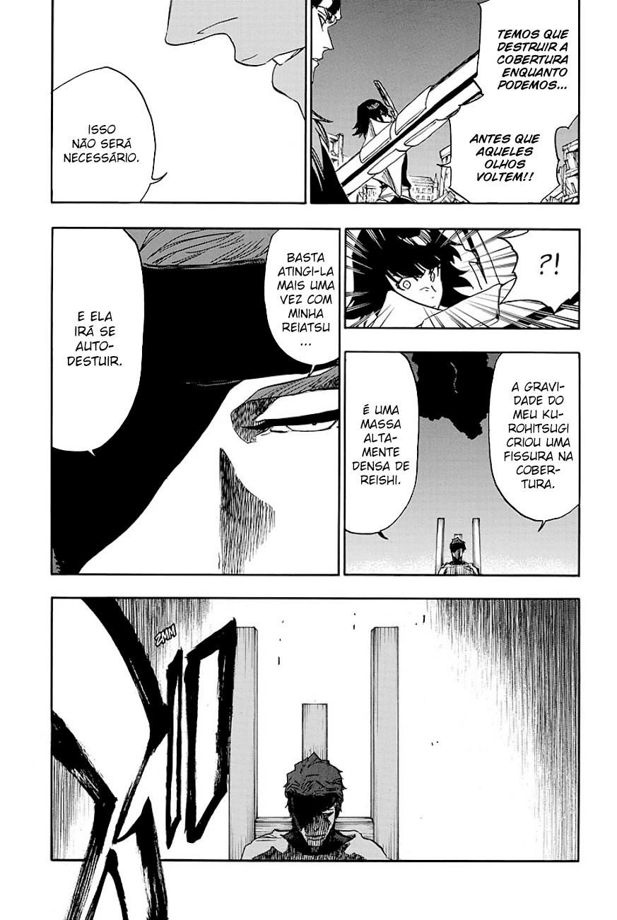 Quão densa deve ser a Reiatsu de Aizen full ??? 16