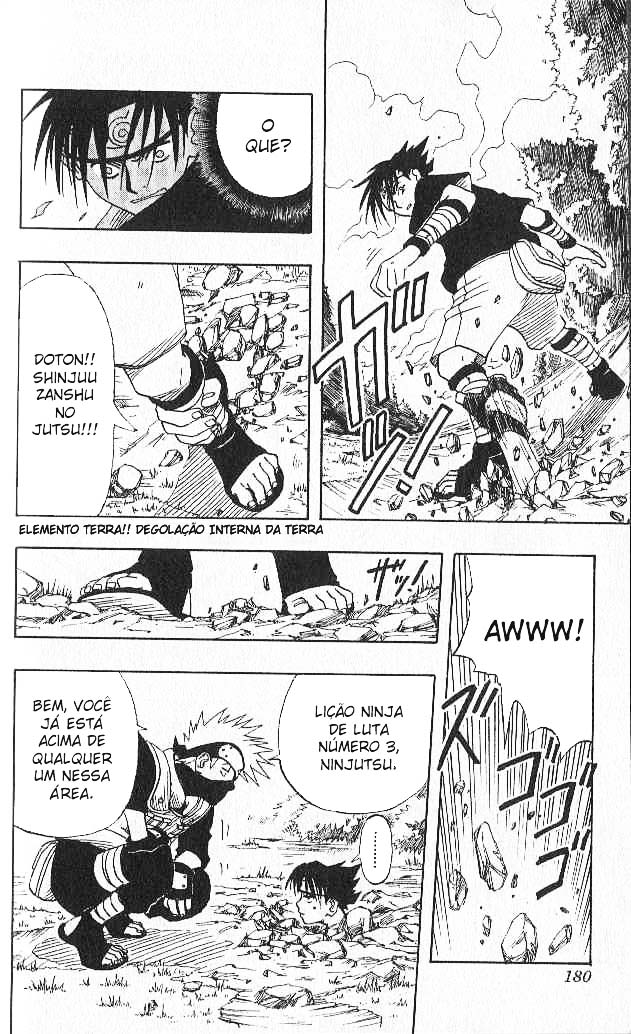 Naruto vs Kakashi 12