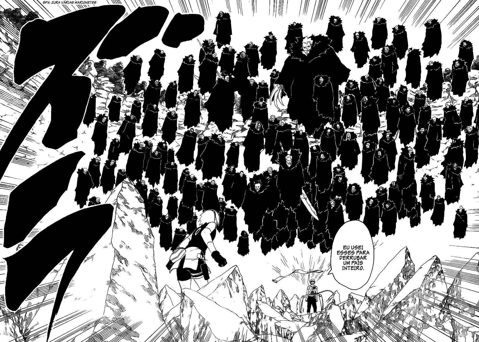 Porque o Clã Hyūga é tão subestimado pela fandom? - Página 3 14-15