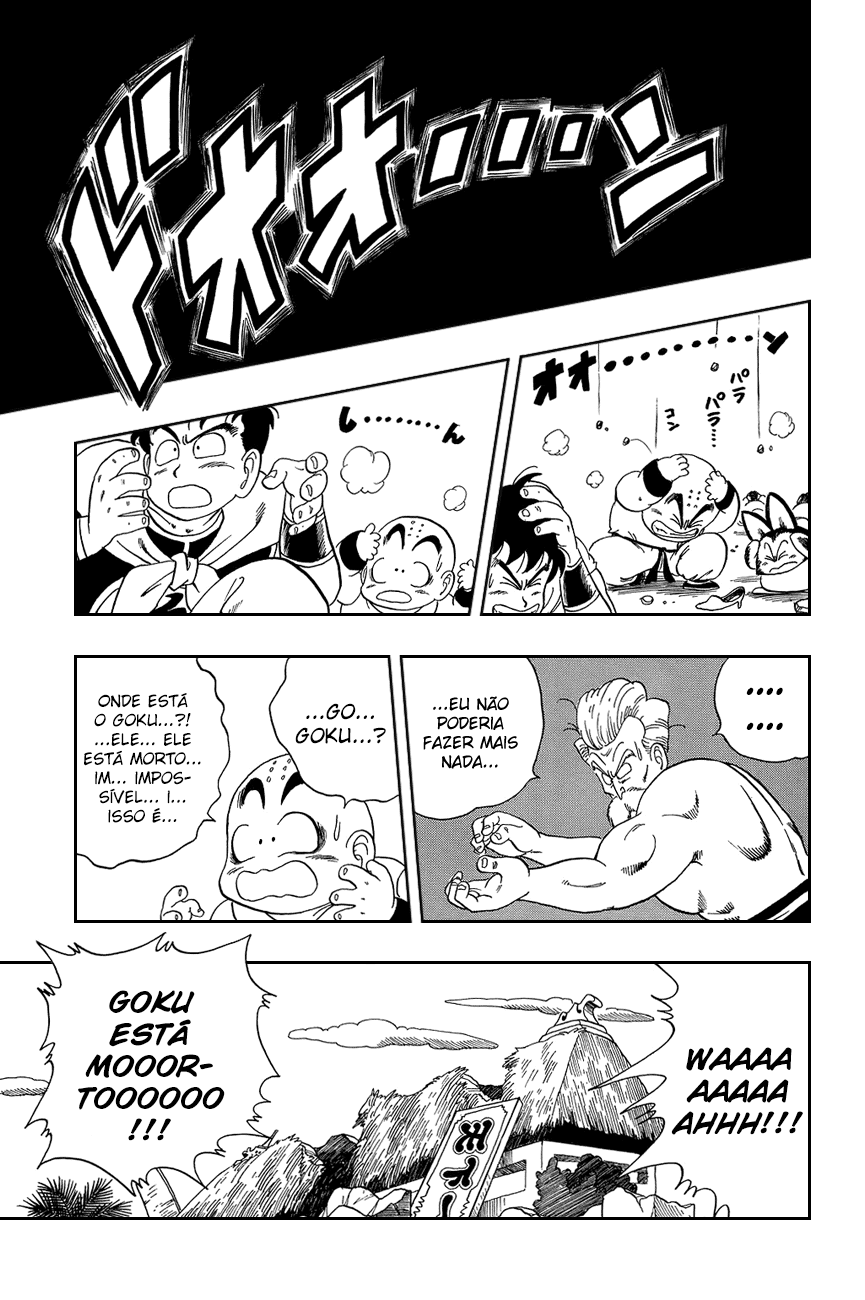Tenshinhan (sem braço)  vs Narutoverse 15