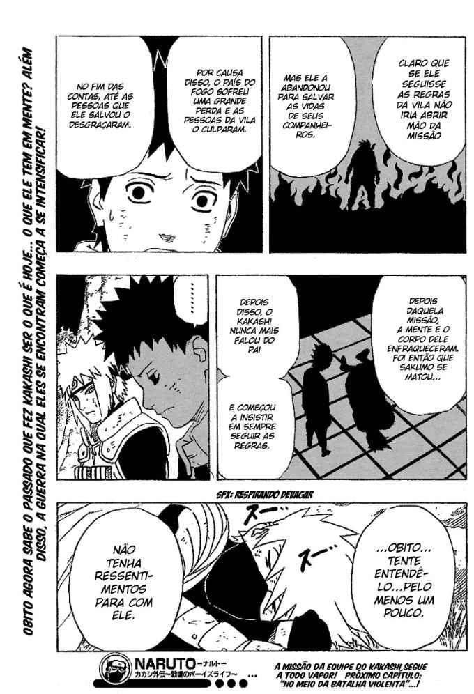 Sakumo Hatake é realmente mais forte que os sannins lendarios - Página 2 19