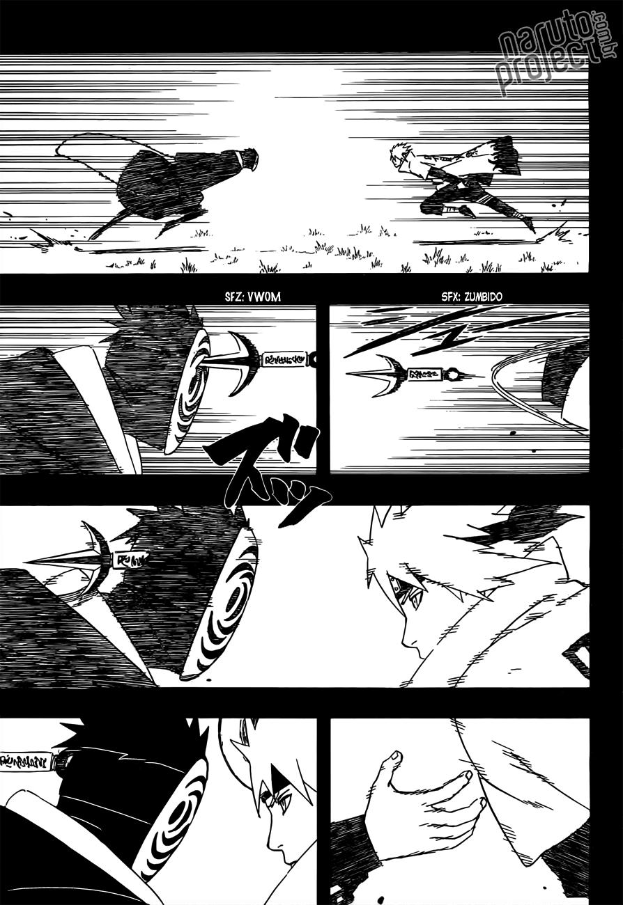 Minato vs Hiruzen - Página 2 15