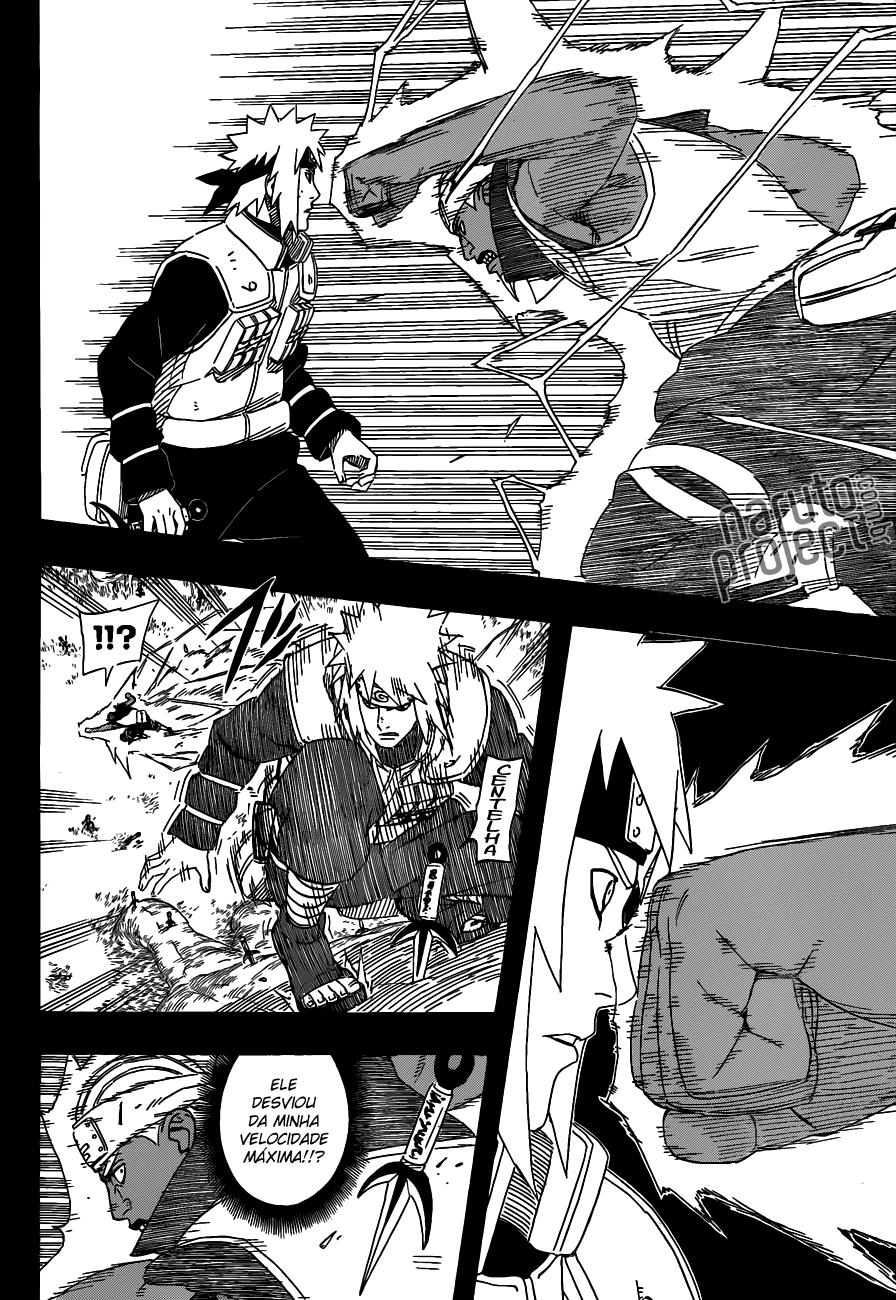 Minato vs Hiruzen - Página 2 14