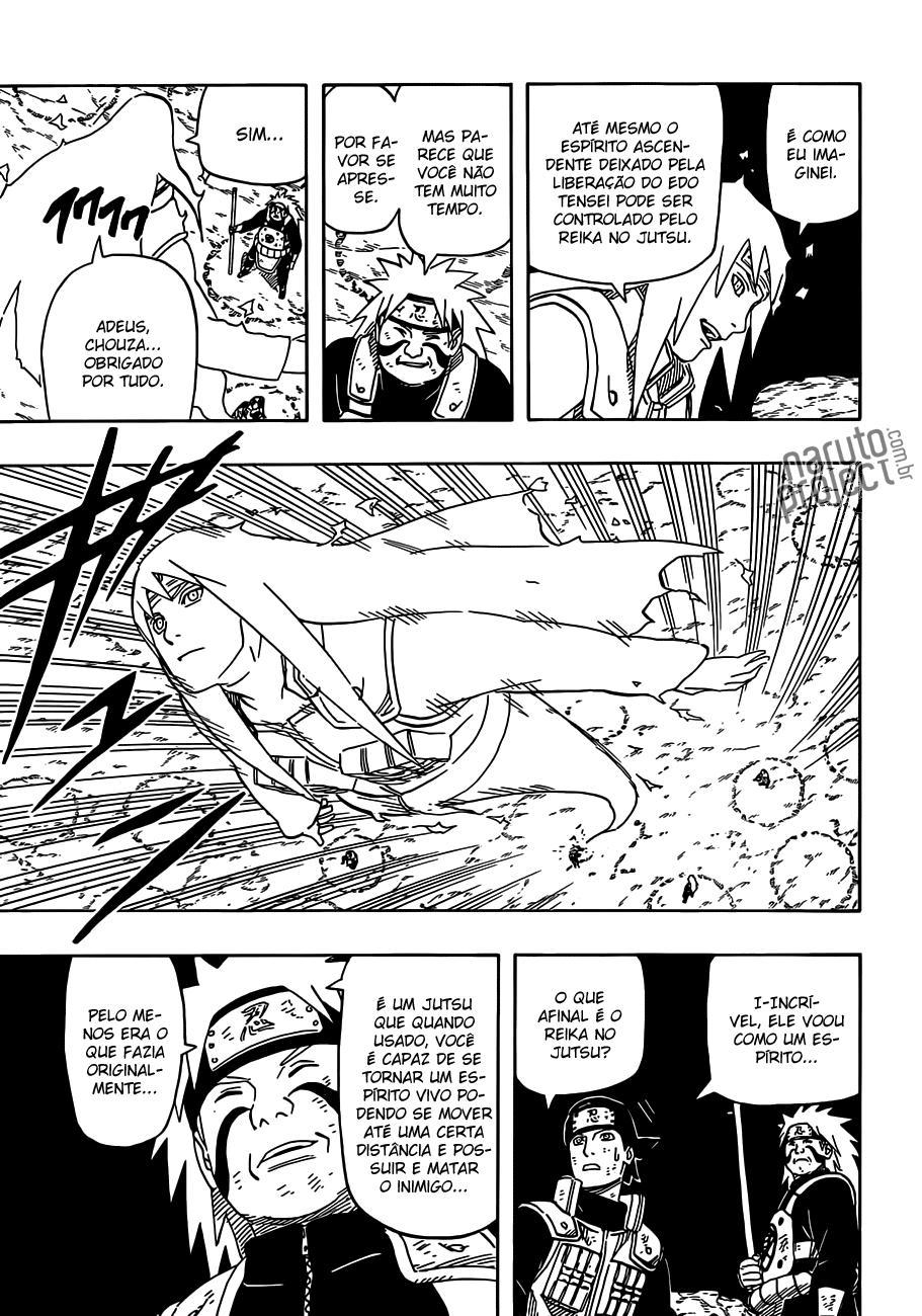 Dan e seu nível de ameaça através do Reika No Jutsu 08
