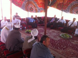 Actualités au Moyen Orient Hebron-Sheikh-Abu-Khadaer-Jabari-conference-300x223