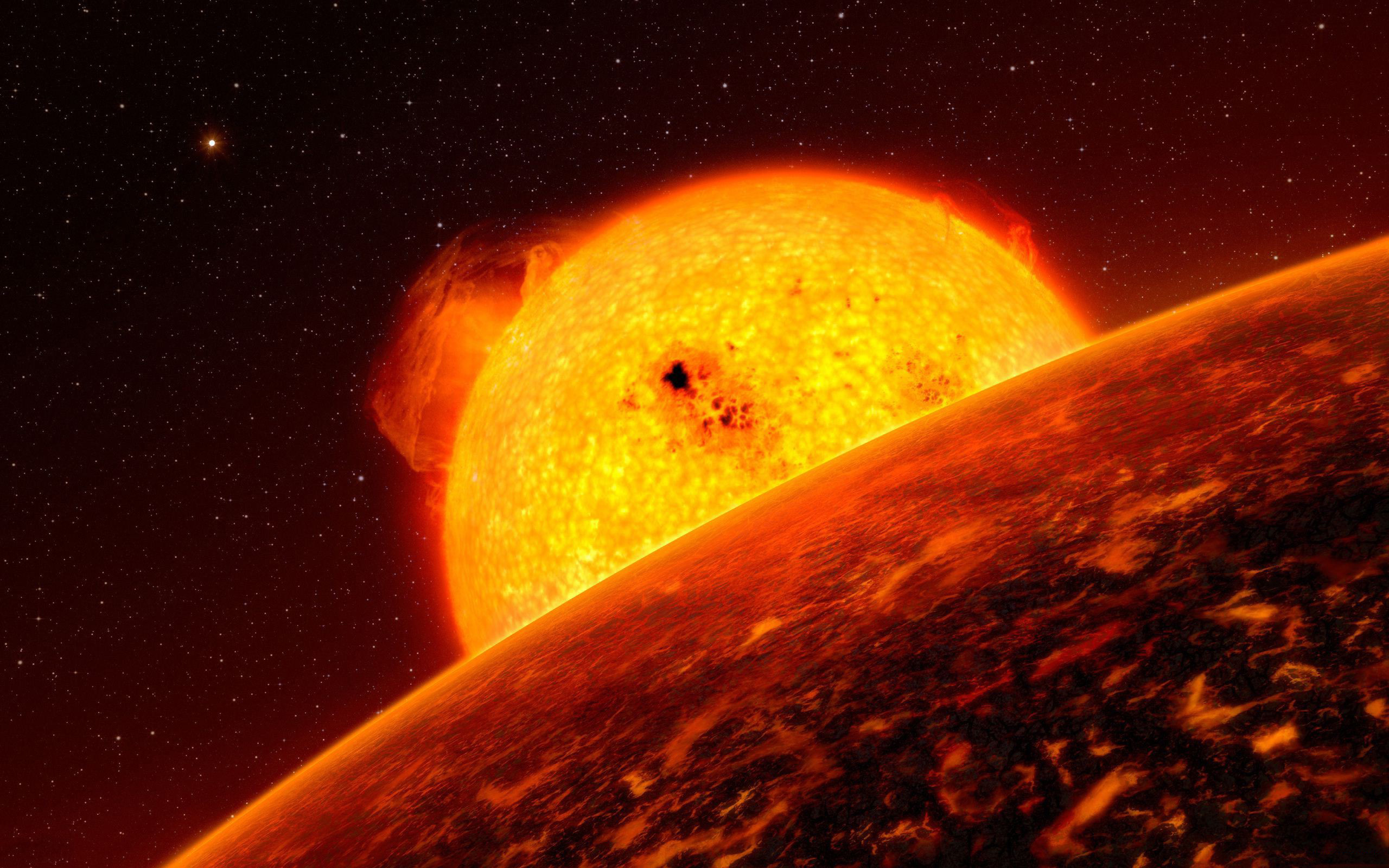 Mystery: Sun grows strangely quiet, lowest activity in 100 years Digital-Planets-space-28406900-2560-1600