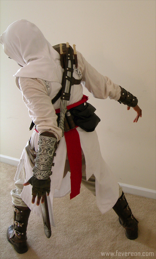 Comic-con i Cosplay Altair