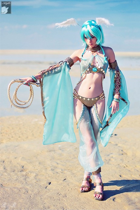 Comic-con i Cosplay Gypsy_by_Ryoko_demon