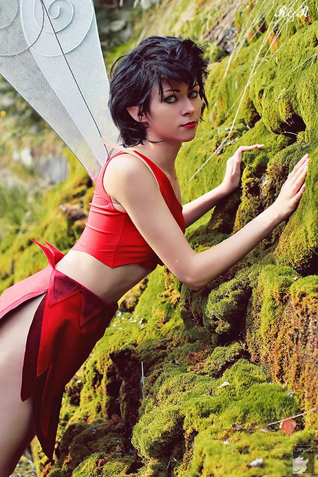 Comic-con i Cosplay I__ll_save_our_ferngully_by_Ryoko_demon