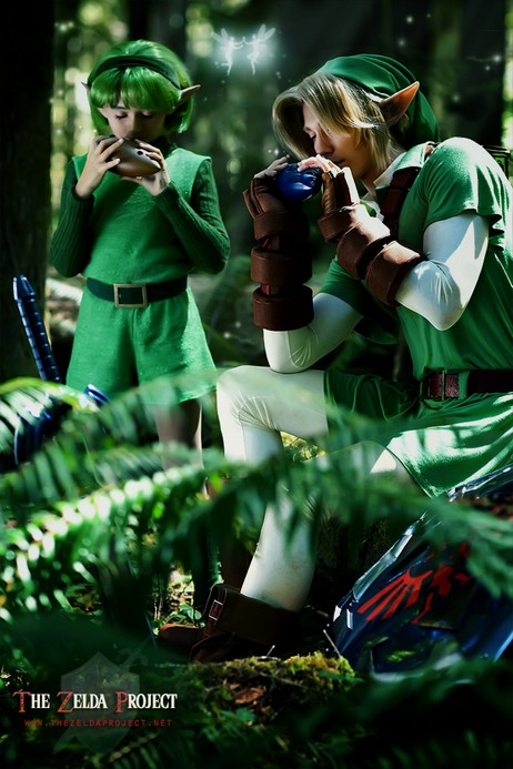 Comic-con i Cosplay Link7