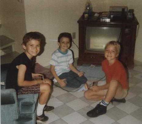 [Nostalgie] Vos photos d'époque ! Nes-kids-465x409