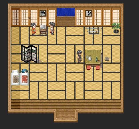 Bibliothèque des ressources VX Ace Tilesets Japanvillage2