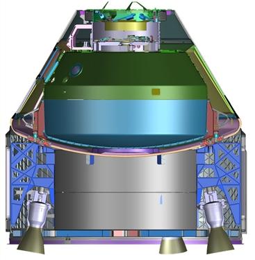 [Boeing] Suivi de la construction du Starliner  (CST-100) et du pas de tir LC-41 Boeing-cst-100-Image3