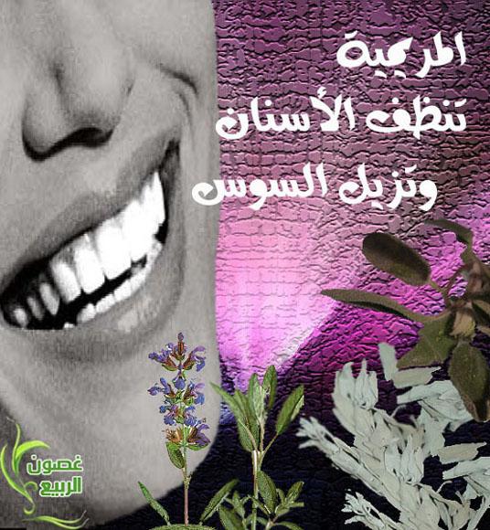 وصفات لأسنان بيضاء مثل اللولو 64472